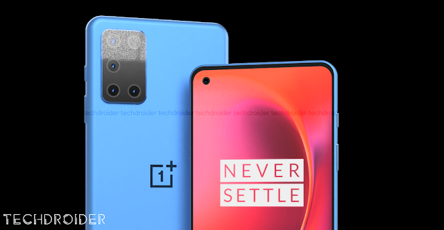 OnePlus 8T OFFICIAL TEASER is now LIVE