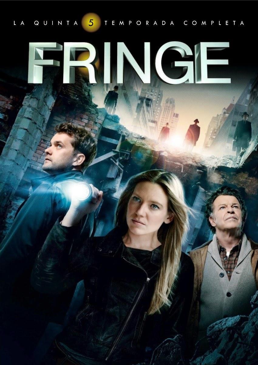 Fringe Serie Completa Dual Castellano/Ingles 1080p
