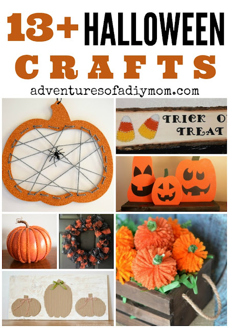 13+ halloween craft ideas