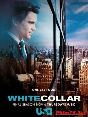 Cổ Cồn Trắng Phần 6 - White Collar Season 6