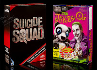 San Diego Comic-Con 2016 Exclusive DC COMICS MULTIVERSE SUICIDE SQUAD THE JOKER AND PANDA 2 PACK