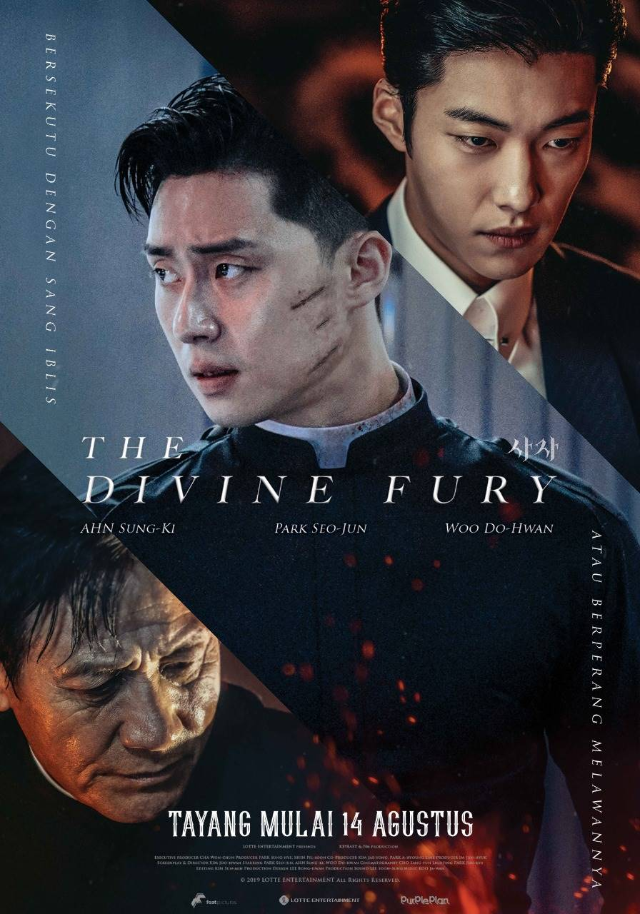 Download Film The Divine Fury (2019) Full Movie Indonesia