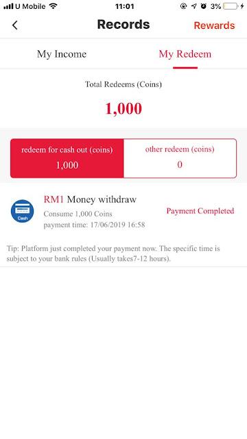 Aplikasi Cashzine