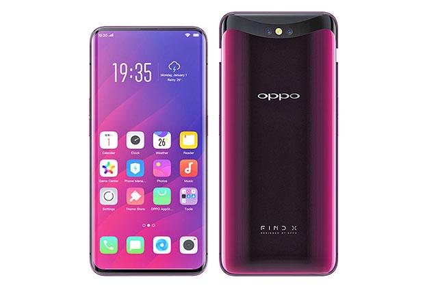 سعر و مواصفات هاتف Oppo Find X اوبو فايند اكس