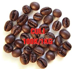 CAFE HẠT CULI
