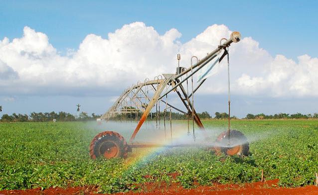 Agricultura de Riego