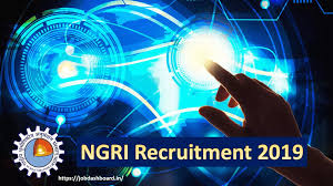 National Geophysical Research Institute (NGRI) Recruitment for Senior Scientist Apply Online at www.ngri.org.in /2019/12/National-Geophysical-Research-Institute-NGRI-Recruitment-for-Senior-Scientist-Apply-Online-at-www.ngri.org.in.html