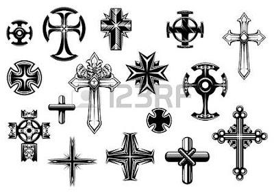 Significado de tatuaje de cruz