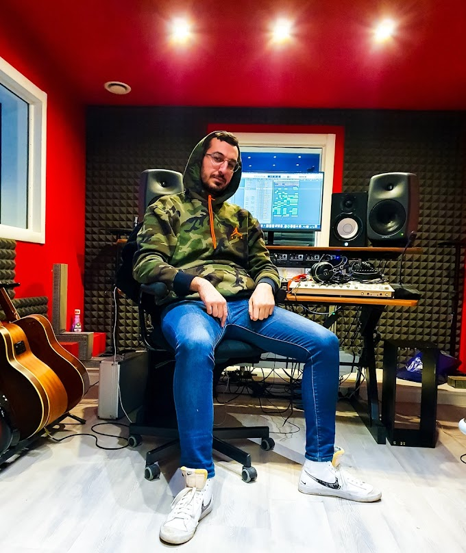 Danilo Sapienza, dalla Sicilia a Londra...fino al nuovo singolo ''Salsedine''