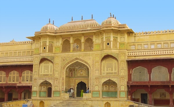Amber Fort - Jaipur Essay for School Students.
