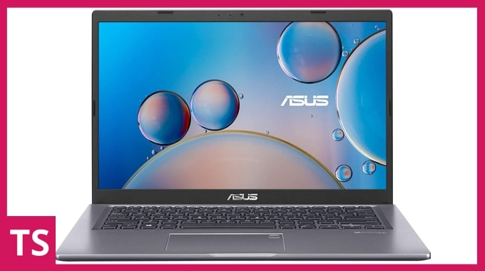 Asus VivoBook 14 X415JA laptop under Rs 50K for students in India.