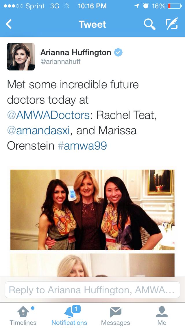 Advice from my 3rd year of medical school – Amanda Xi