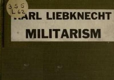 Download Militarism (1917) PDF book  by Karl Paul Liebknecht