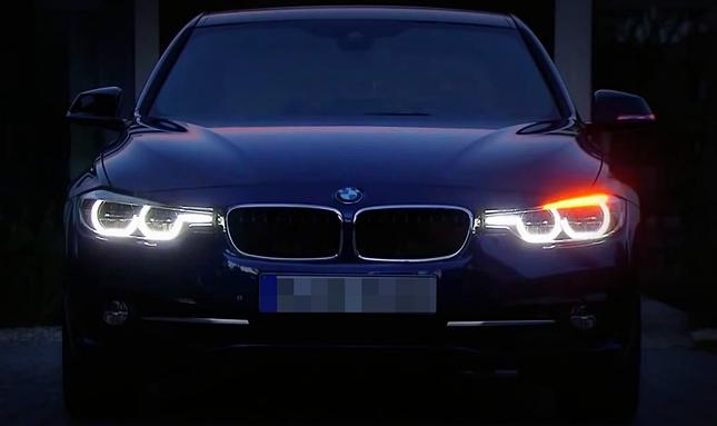 BMW 3 Series - High Power LED BMW Angel Eyes Ring Marker Bulbs