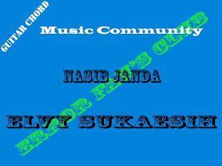 Chord Gitar Elvy Sukaesih | Nasib Janda