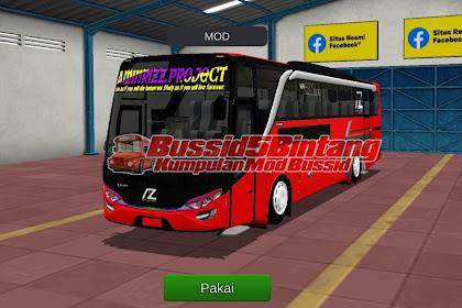 Mod Bussid Bus JB2+ New Setra Standar