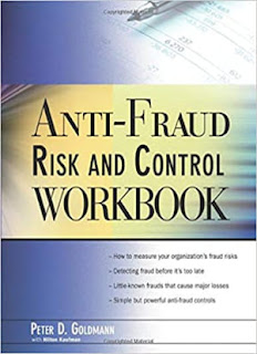 Anti-Fraud Risk and Control Workbook 1st Edition