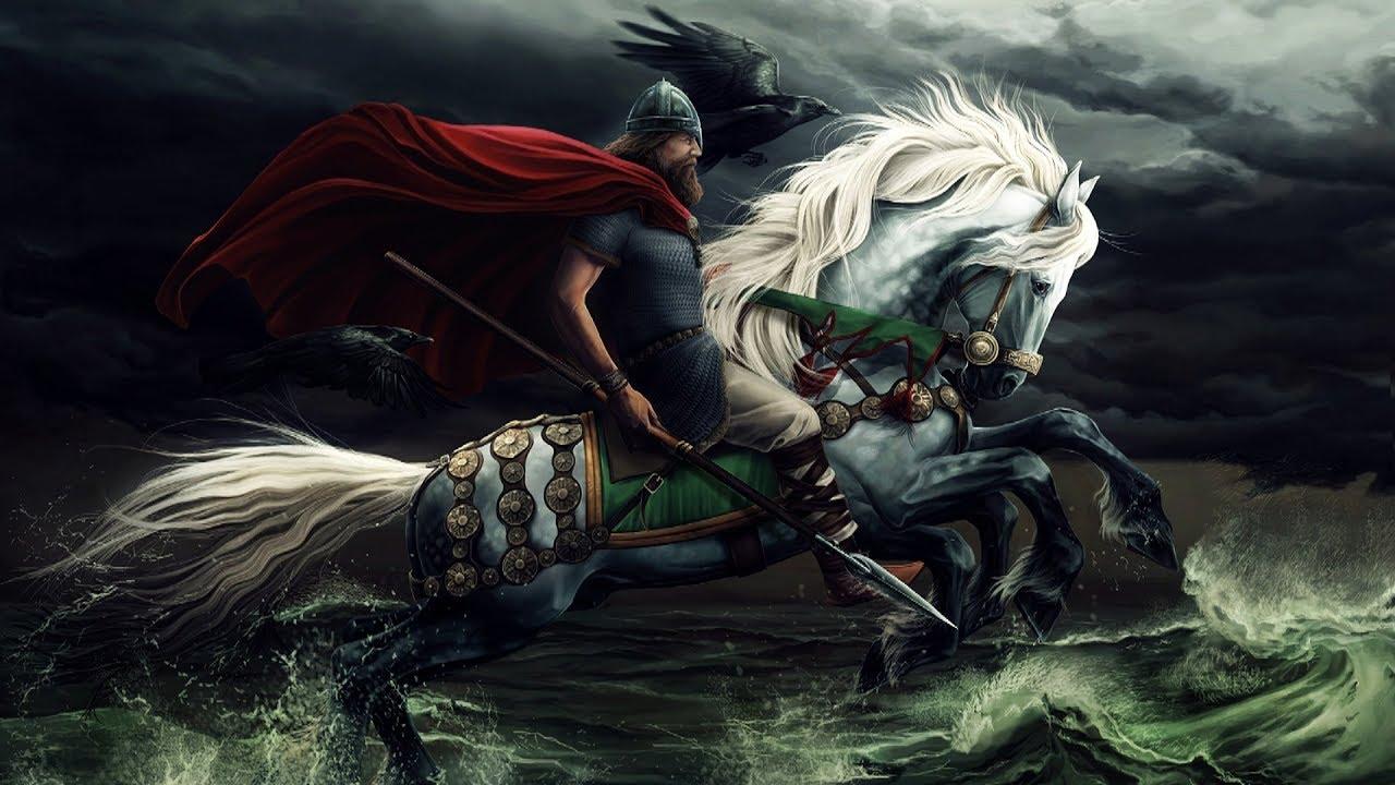 Como Sleipnir se Tornou o Cavalo de Odin?