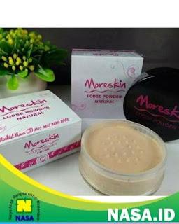 Moreskin Loose Powder / Bedak Tabur 30gr