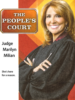 People's Court Judge Marilyn Milian