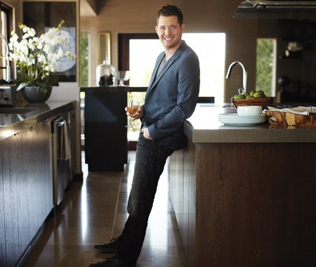 michael buble celebrity homes