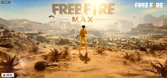 Cara Download Free Fire Max 3.0 APK