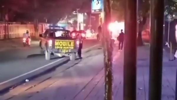 Geruduk Markas Persib, Oknum Bobotoh Dibubarkan Polisi