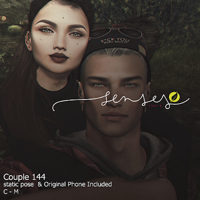 SENSES - COUPLE 144