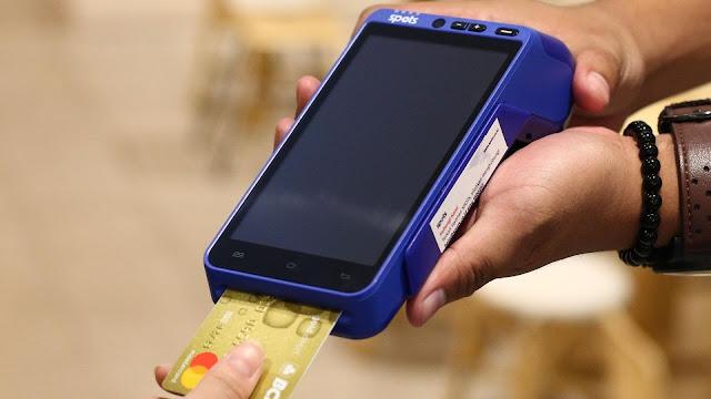 transaksi mudah berkat aplikasi kasir spots