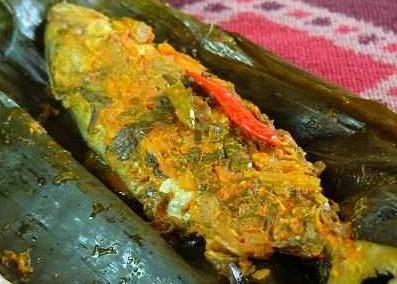 Resep Membuat Pepes Ikan Kembung Mudah Dan Sederhana