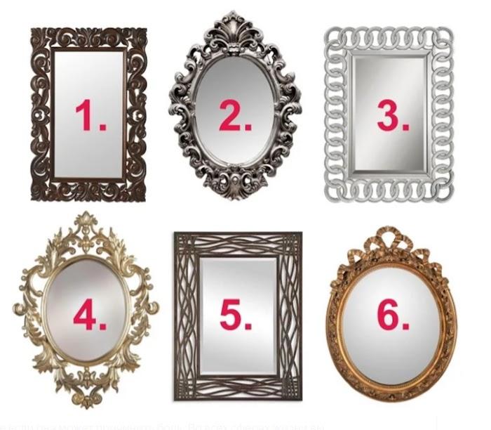 Выберите зеркало и узнайте, что думают о вас окружающие вас люди