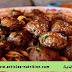 وصفة طبخ كرات اللحم بصلصة الشواء