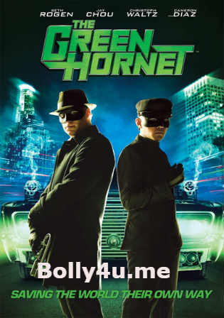 The Green Hornet 2011 BRRip 800MB Hindi Dual Audio 720p ESub Watch Online Full Movie Download bolly4u
