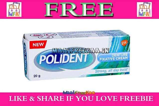 Order Polident Denture Fixative Cream Free