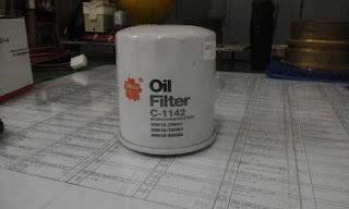 Oil Filter (Filter Oli)