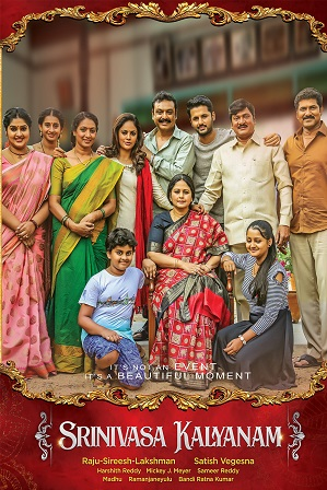 Srinivasa Kalyanam (2019) 350MB Full Hindi Dubbed Movie Download 480p HDRip Free Watch Online Full Movie Download Worldfree4u 9xmovies