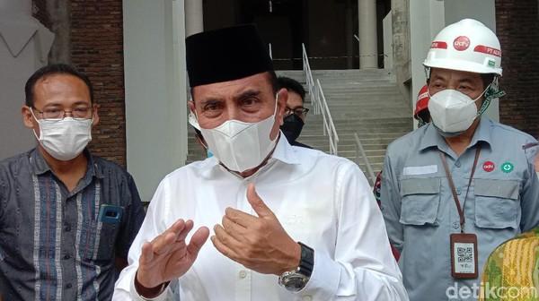 3 Tahun Jadi Gubernur Sumut, Harta Edy Rahmayadi Turun Rp 8 Miliar