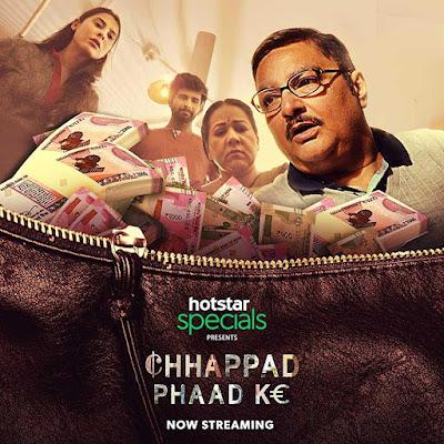 Poster Chhappad Phaad Ke 2019 Hindi HD 720p