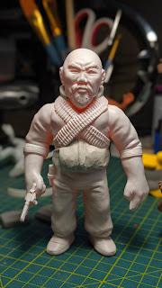 Mark Nagata - Man of Many Weapons