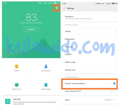 How To Disable Ads in MIUI 8 / MIUI 9