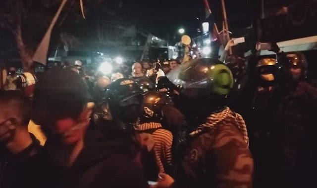 Massa Ormas Islam di Bandung Berhasil Gagalkan Perayaan Asyura Syiah