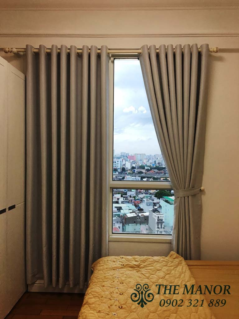 The Manor cho thuê Studio 32m2 căn góc view đẹp - hình 4