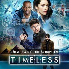 Xem Phim Truy Đuổi Vượt Thời Gian - Timeless Season 1