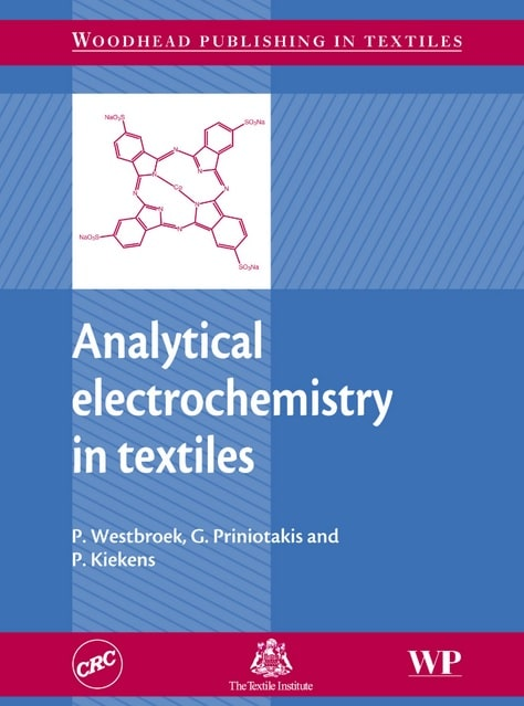 Analytical Electrochemistry in Textiles
