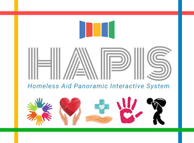 HAPIS:  the new open and social project from the Liquid Galaxy LAB
