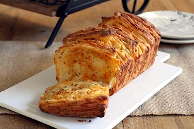 International food blog: INTERNATIONAL:  Bread of the Week 24 - Pull Apart ...