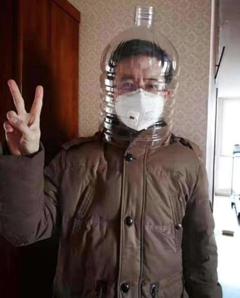 Самодельные маски от коронавируса
