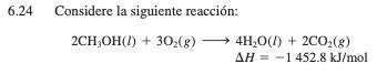 entalpía de formación calculadora