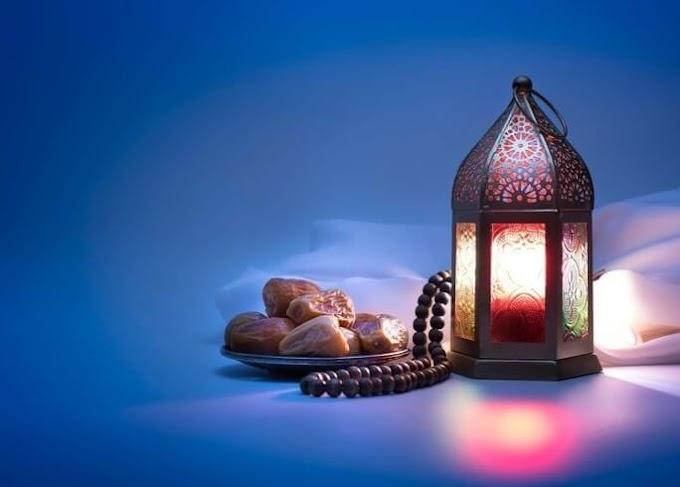 بطاقات تهنئة رمضان للكتابة عليها والتصميم 2021