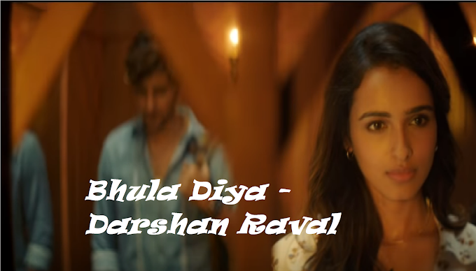 Bhula Diya Guitar Chords & Lyrics with Strumming Pattern | Darshan Raval